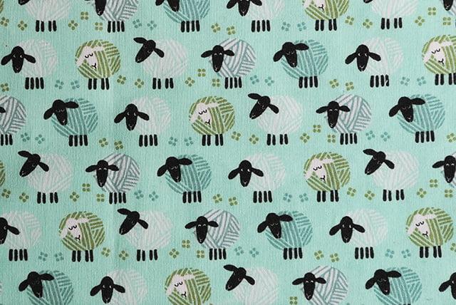 tela-ovejas-laneras Barcelona Fabrics