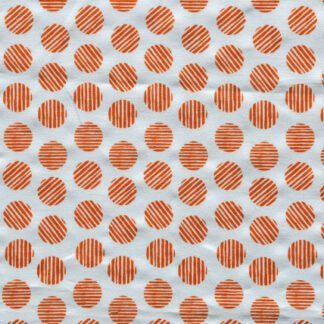 tela-topos-en-marron Barcelona Fabrics