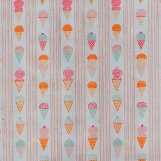 Tela helados Bcn Fabrics