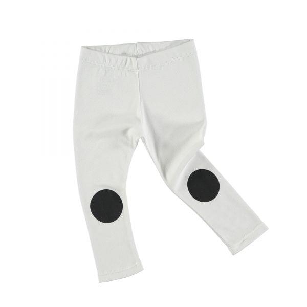 Leggins Black Dot algodón orgánico Hilittle