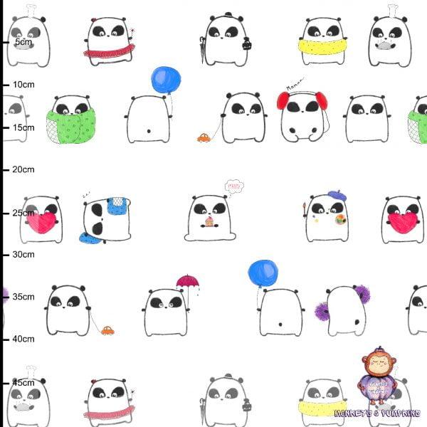 Cool pandas jersey
