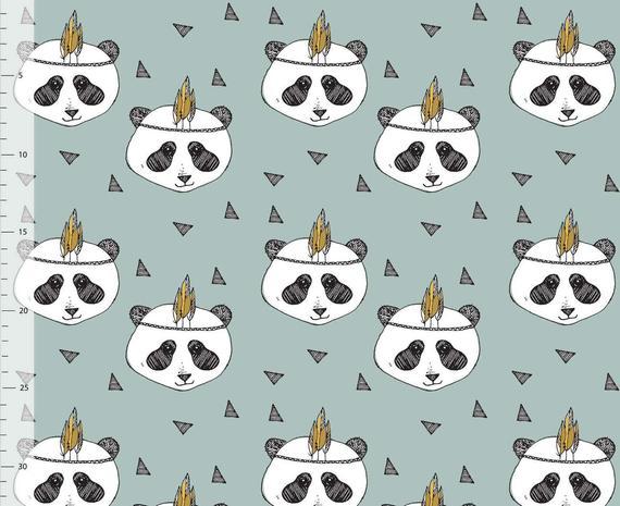 Mint Panda Elvelyckan