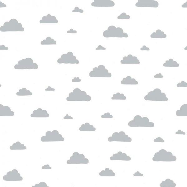 Tela nubes grises