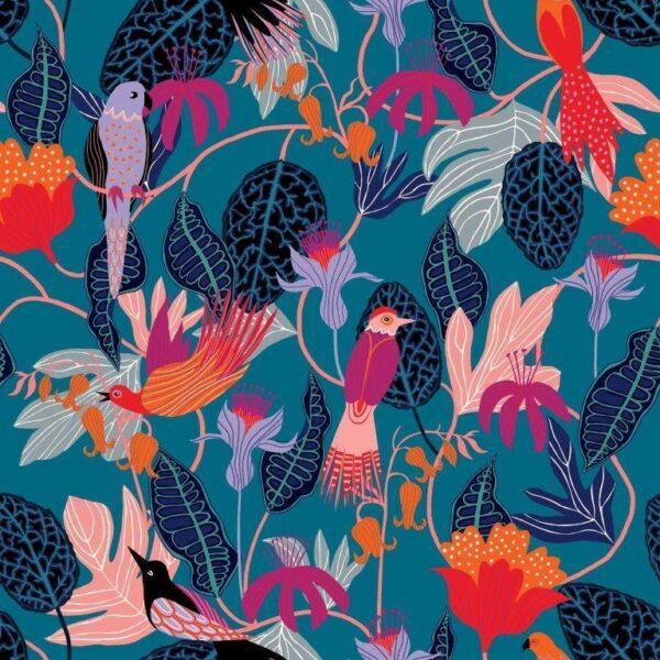 Tela viscosa Gardenia Rayon Dashwood Studio