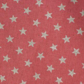 Loneta estrellas plateadas Sevenberry