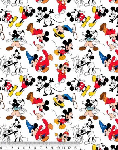 Mickey Historia