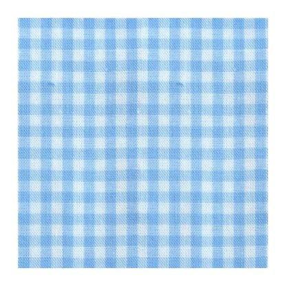 Tela algodón Vicky azul