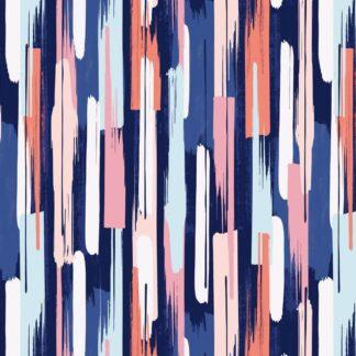 Tela algodón multi rallas Dashwood Studio