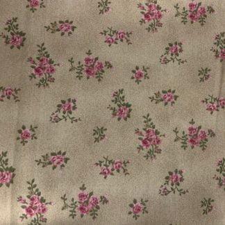 Tela algodón la vie en rose