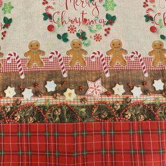 Loneta navidad galletas