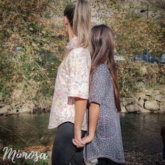 Pack patrones mimosa mujer y niña