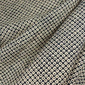 Tela algodón Shibori