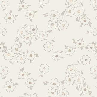 Tela algodón Windblooms de Art Gallery Fabrics