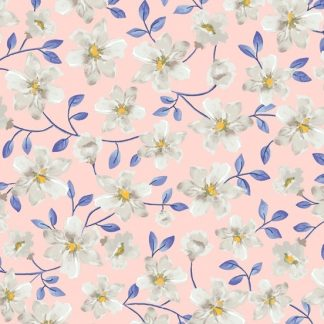Tela algodón Floral Vine de Windham Fabrics